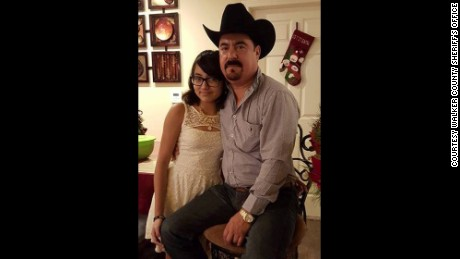 An Amber Alert has been issued for Adriana Coronado, 13, whose father, Caesar Vladimir Coronado, was found dead Sunday.