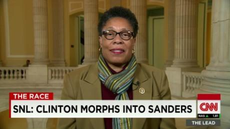 congresswoman marcia fudge hillary clinton supporter lead interview_00000413