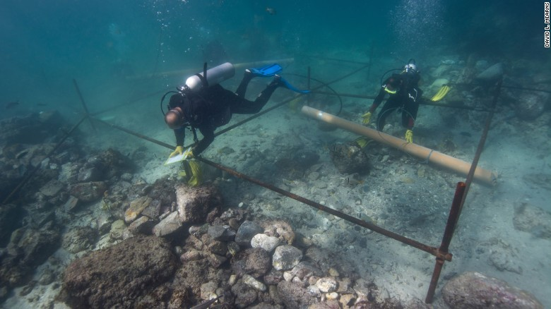 Vasco da Gama's Esmeralda believed to have been found