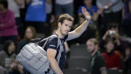 Andy Murray: 'My family is my main priority'