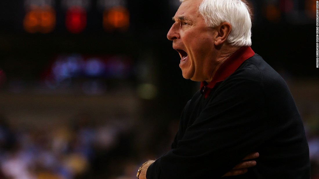 "Controversial Hall of Fame basketball coach Bob Knight called Trump ""out of the blue"" to endorse him in September, according to the New York Times. ""No one has accomplished more than Mr. Trump has,'' he said."