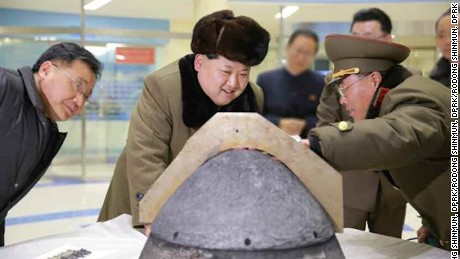North Korea launches ballistic missiles
