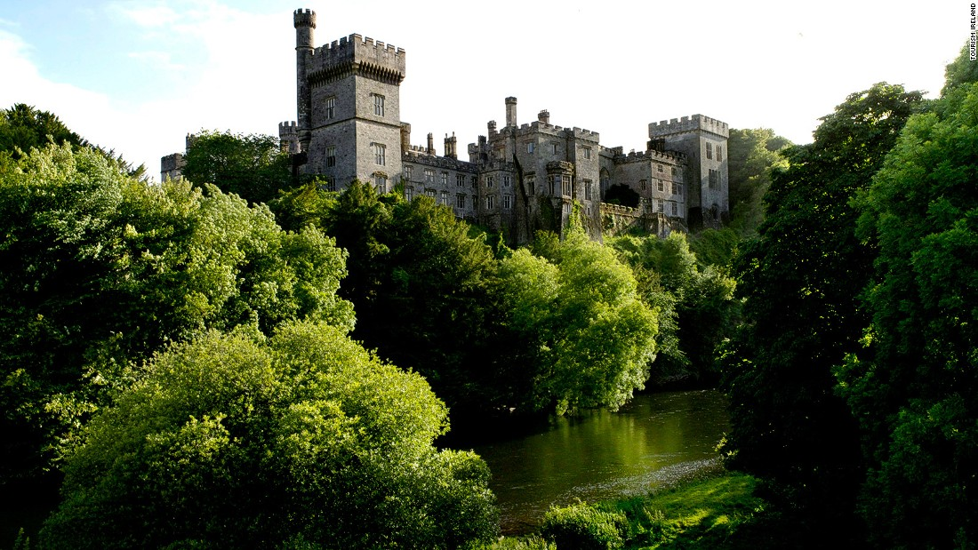 Want to stay in your own private 12th-century castle, complete with 15 bedrooms? The Irish seat of Britain's Duke of Devonshire, Lismore Castle is available for exclusive hire -- at about 50,000 euros a week.