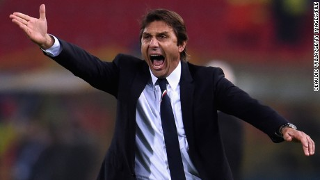 Antonio Conte: Italy coach confirmed as new Chelsea manager