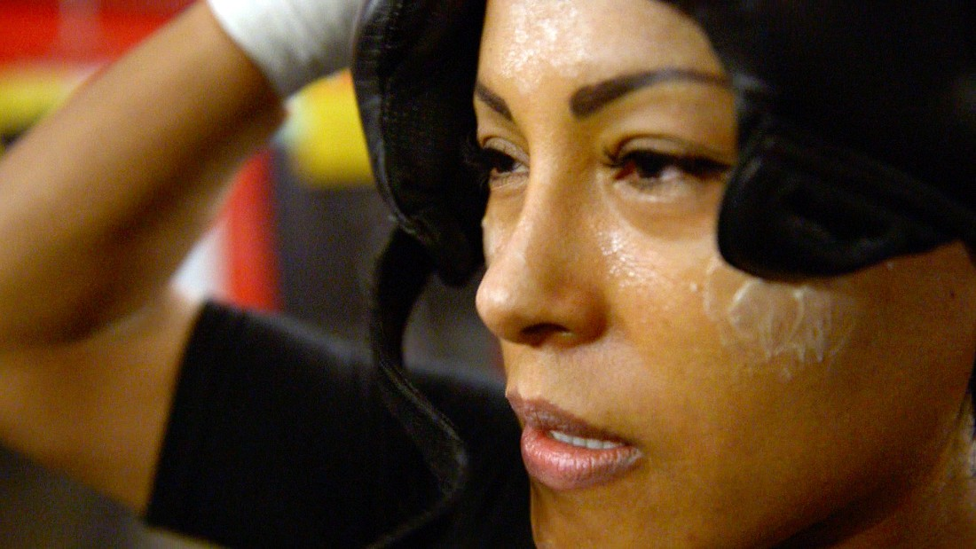 "Born in Colombia, she was adopted by a Norwegian family but had to leave her new home to become boxing's first undisputed women's champion. <a href=""http://edition.cnn.com/2016/02/10/sport/cecilia-braekhus-norway-boxing/index.html"" target=""_blank"">Read more</a>"