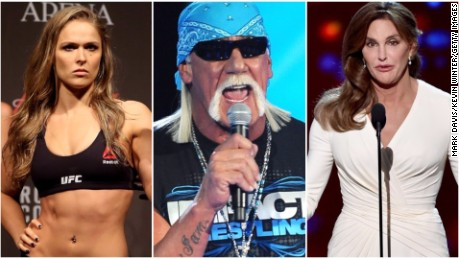 U.S. Elections: Ronda Rousey, Caitlyn Jenner among those backing hopefuls