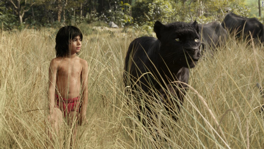 "<strong>""The Jungle Book"": </strong>Technology helped to update this classic kid's tale about man-cub Mowgli and his animal friends. <strong>(Netflix) </strong>"