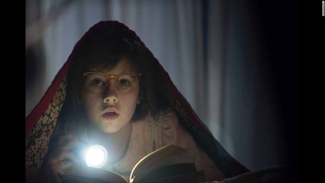 "Steven Spielberg has a knack for the child's point of view, as any ""E.T."" fan can attest. ""The BFG,"" based on the novel by Roald Dahl, is about a London girl who befriends a Big Friendly Giant (Mark Rylance). The film opens July 1."