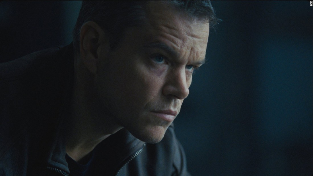 "<strong>""Jason Bourne"": </strong>Matt Damon returns as a former CIA agent who finds himself drawn into intrigue he wants no part of in this 2016 film. <strong>(HBO Now)</strong>"