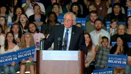 Bernie Sanders defiant despite primary losses