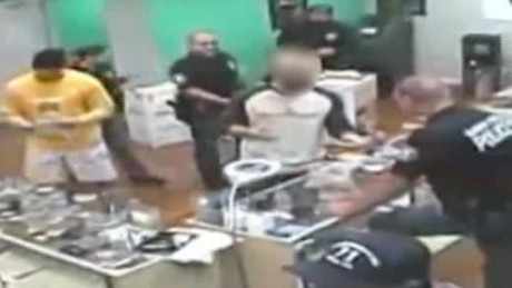 california cop theft charge pot shop raid pkg_00000518