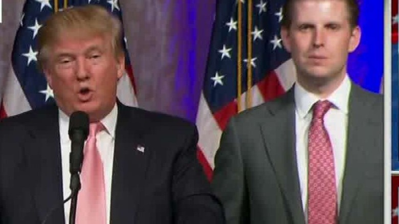 Donald Trump: We have to bring our party together