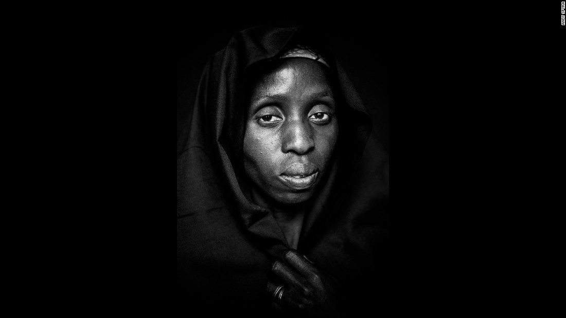 "Hauwa Isa was a prisoner for eight months. ""We heard stories of dead bodies and mass graves, the others in the forest of people who didn't make it,"" Spyra said. ""There were snakes and scorpions, rivers that you had to cross where thousands of women have died in their attempt to flee. These women are really strong and really tough, and how they did it, I don't know."""