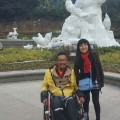 China wheelchair trip 2