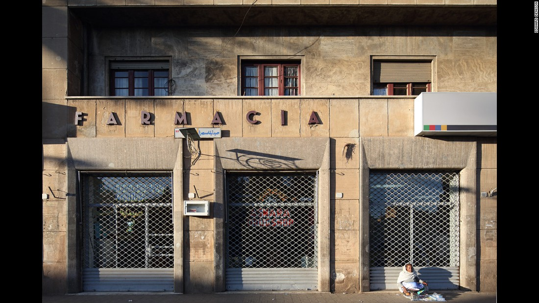 Asmara's bounty of Modernist buildings is due in part to the influence of Italian architects, who took a 1913 city plan and created a Futurist playground during the 1930s.