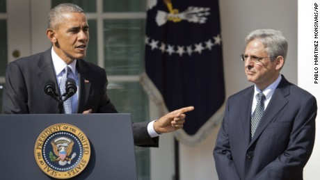 Jeffrey Toobin on Merrick Garland's chances