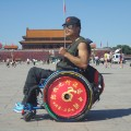 China man wheelchair trip 9