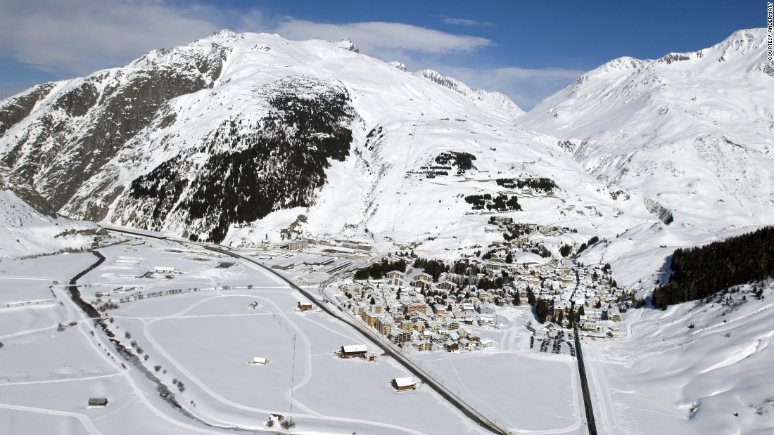 Sleepy Andermatt is undergoing a $1.8 billion facelift. Swanky hotels, chalets, apartments, a leisure center and golf course will nearly double the size of the town.