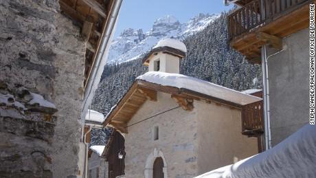 Pralognan la Vanoise is full of Savoyard authenticity.