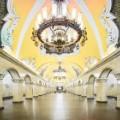 moscow metro stations david burdeny komsomolskaya