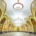moscow metro stations david burdeny novoslobodskaya