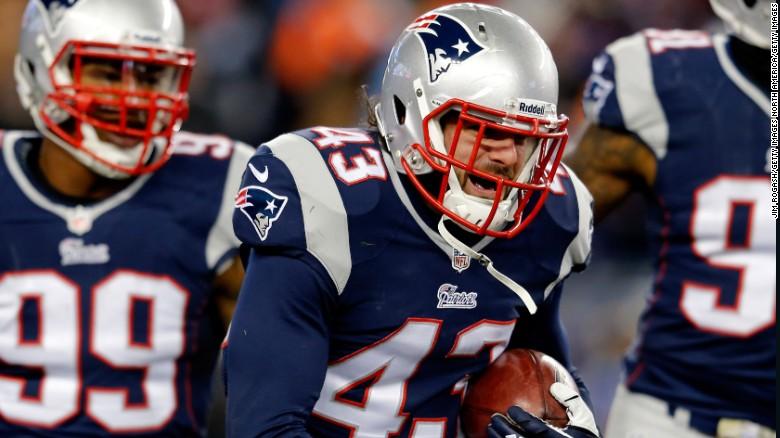 Nate Ebner: NFL to rugby sevens