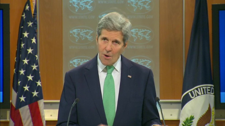 John Kerry: ISIS responsible for genocide