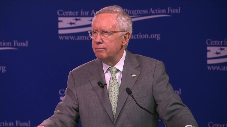 Sen. Harry Reid: GOP leaders must denounce Trump