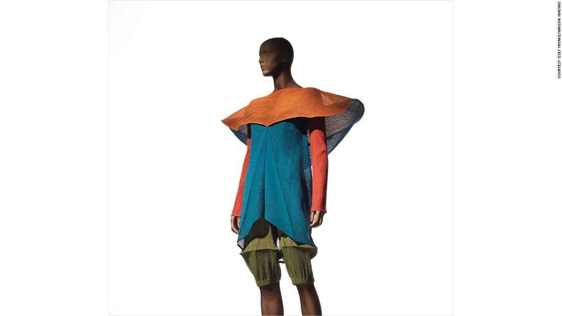 """""""Technology allows us to do many things, but it is always important to combine it with traditional handcrafts, and in fact use technology to replicate dying arts so that they are not lost,"""" Miyake says."""