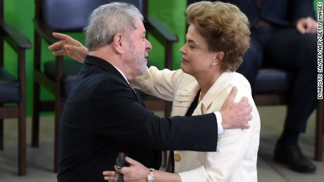 Dilma Rousseff fights to stay in power