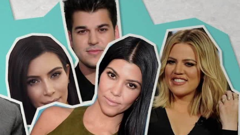 The Kardashians' crazy, convoluted social circle