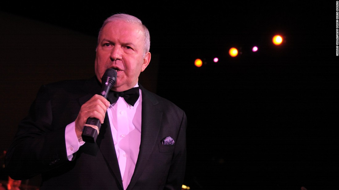"<a href=""http://www.cnn.com/2016/03/16/entertainment/frank-sinatra-jr-dies/index.html"" target=""_blank"">Frank Sinatra Jr.</a>, the son of the legendary entertainer who had a long musical career of his own, died March 16, said manager Andrea Kauffman. He was 72."