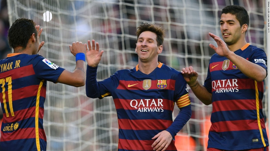 Can anyone stop Neymar, Lionel Messi and Luis Suarez in the Champions League?