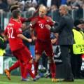 Guardiola Robben