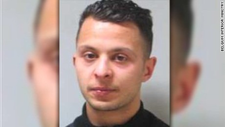 Paris suspect Abdeslam captured alive