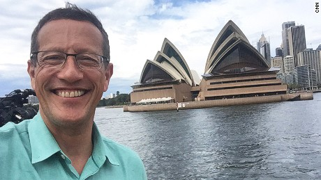 Richard Quest goes around the world in eight days on low-cost carriers