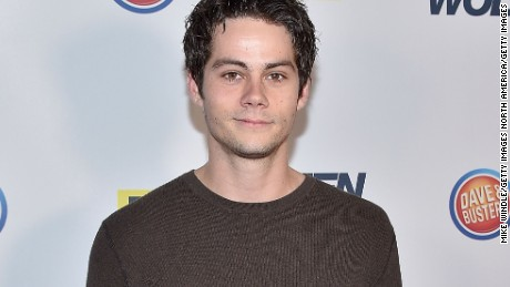 "Dylan O'Brien, 24, stars in the ""Maze Runner"" films."