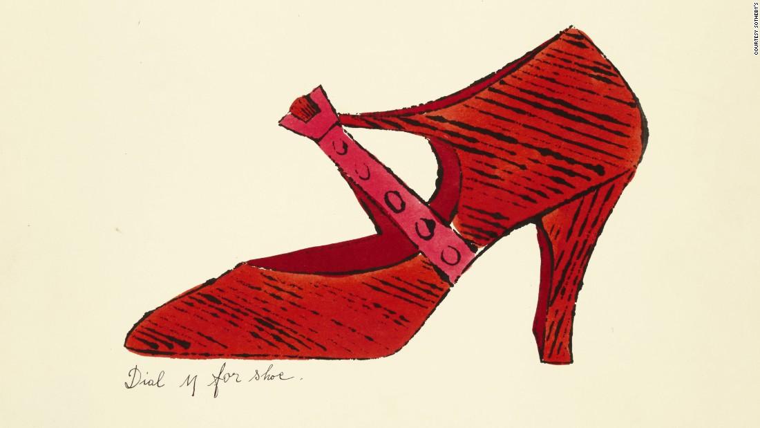 <em>Dial M for shoe</em>