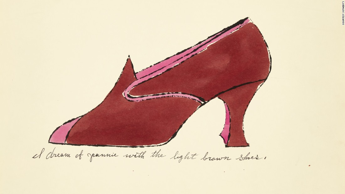 <em>I dream of jeannie with the light brown shoes</em>