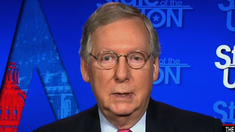 McConnell: Senate won't confirm Garland if Clinton wins