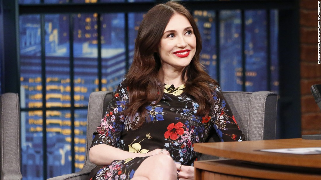"""""""Game of Thrones"""" actress Carice van Houten confirmed her pregnancy Saturday, March 19, with a funny tweet referencing a storyline on the popular show: """"Ok. I'm ready for your shadowbaby jokes."""" Van Houten, who is reportedly expecting the little bundle of joy with actor Guy Pearce, retweeted a People magazine story about her pregnancy with the note, """"Thanks for all your lovely wishes x."""""""