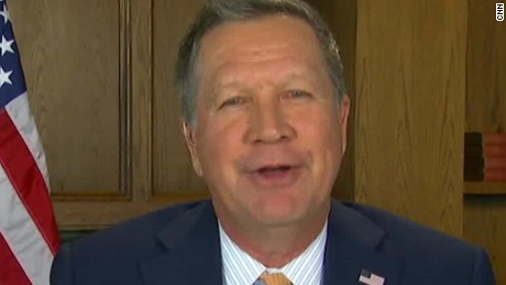 John Kasich: Leaving race would be 'nuts'