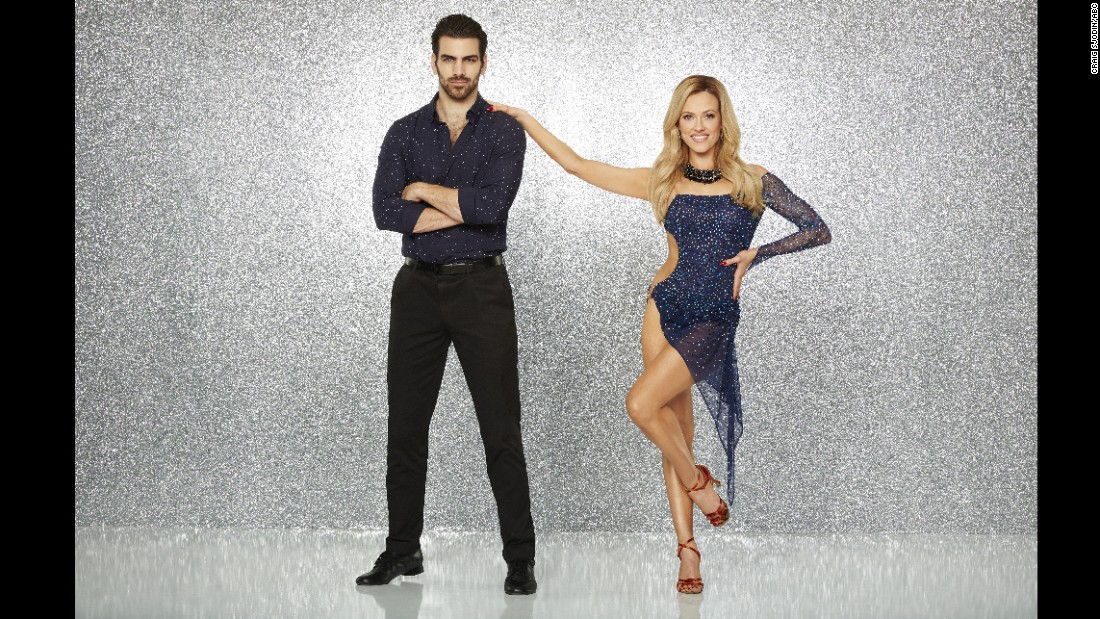 "Nyle DiMarco, who was paired with pro dancer Peta Murgatroyd, stood out as the first deaf contestant on ""America's Next Top Model"" Then he won the reality model competition in 2015. The pair won season 22 of ""Dancing With the Stars."""