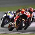 MotoGP: qatar Dovizioso, Marquez