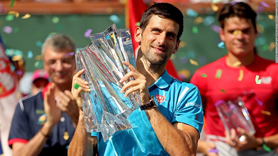 "Djokovic weighed in on the debate following his victory in the Indian Wells final. ""Women should fight for what they think they deserve and we should fight for what we think we deserve,"" he said."