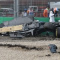 alonso F1 crash