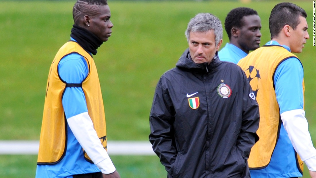 "Master motivator Mourinho told CNN even he couldn't get through to the talented but wayward Mario Balotelli. ""Mario was good fun. I could write a book of 200 pages of my two years in Inter with Mario,"" he said. ""But the book would be not a drama -- the book would be a comedy."""