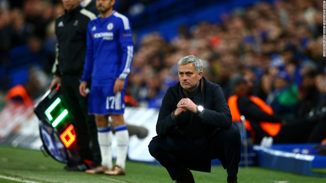 "Mourinho told reporters he felt ""betrayed"" by his players, who had failed to carry out his tactical instructions. ""One of my best qualities is to read the game for my players, and I feel like my work was betrayed,"" he said on Sky Sports."
