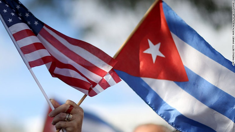Obama ends U.S.  visa-free residency for Cubans