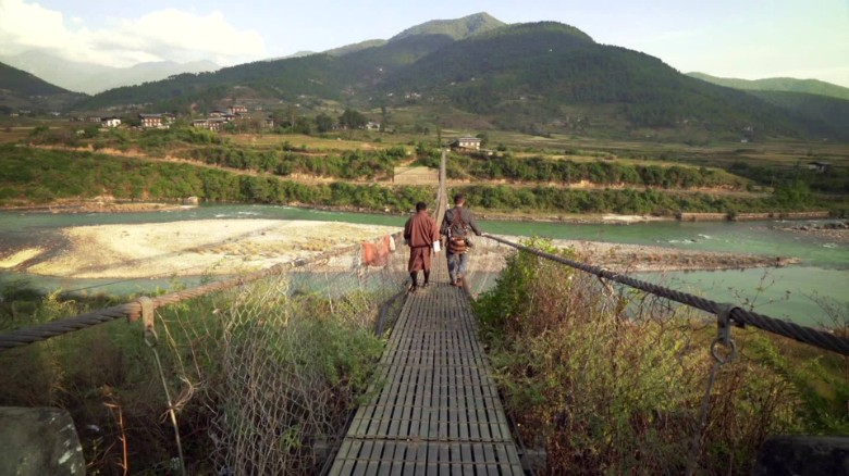 What's it like in Bhutan?